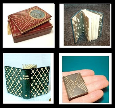 Robert Wu Miniature Bindings