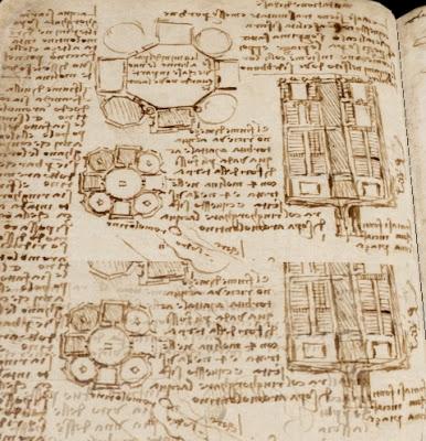 Leonardo's Arundel manuscript