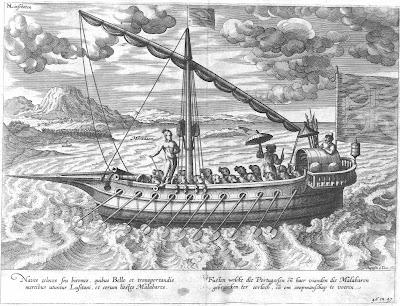 Malabar boat