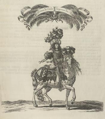 Le prince de Condé , empereur des turcs