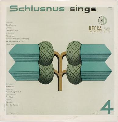 Schlusnus Sings