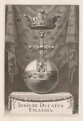 Coat of Arms from the Dutchy of Uppland