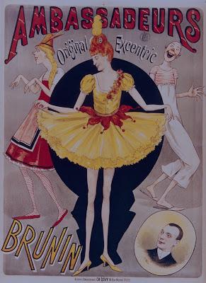 Ambassadeurs - original excentric - Brunin