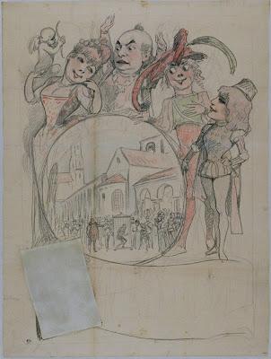circus sketch