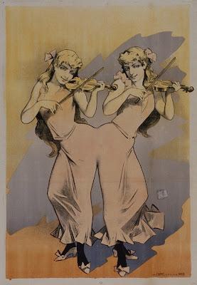 Deux musiciennes