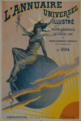 L'Annuaire universel illustré 1894