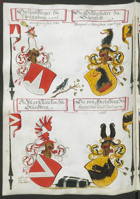 coats of arms from wappenbuch