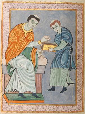 Gero Codex - Reichenau Monastery manuscript