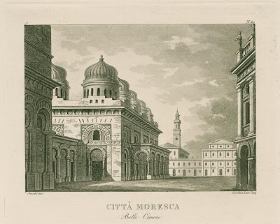 Citta Moresca. Ballo Cimene