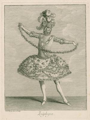 Zéphyre - NYPL Italian Dance prints