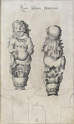 Devil Idols from Peru