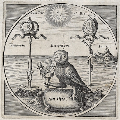 Emblematic Owl Image