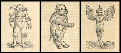 symbolic monster babies - Rueff 1554