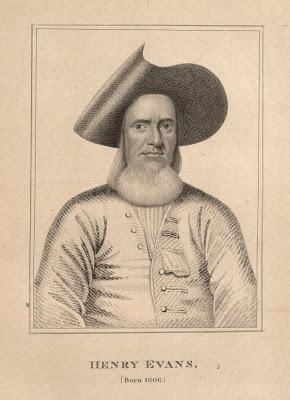 Henry Evans, born 1606