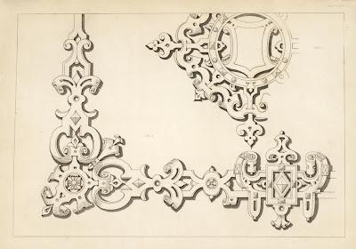 Elizabethan ornament