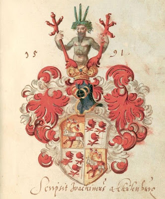 1591 coat of arms