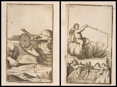 Joachim Dalencé - 1690 magnetism experiments