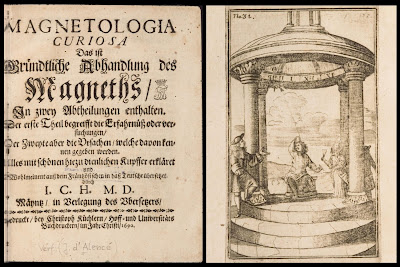 Magnetologia Curiosa 1690 - titlepage