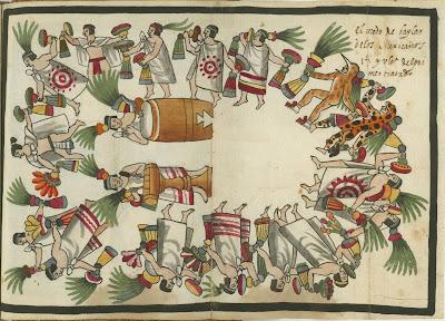 El modo de baylar de los Mexicanos. 17a y última del primer tratado