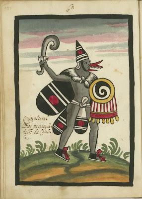 Quetzalcoatl, Dios particular de los de Chulula.