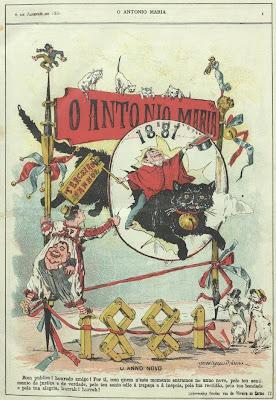 O António Maria - Portugal 19th century