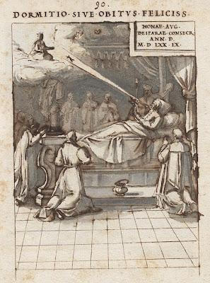 Tomasz Treter - Theatrum virtutum, 1588