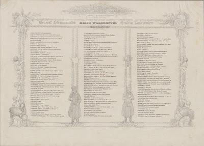 Album Cynkograficzno-Rysunkowe by Jan Feliks Piwarski, 1841: Titlepage