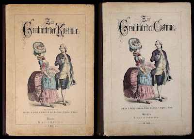 18th cent. male/female costumes