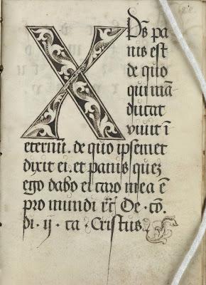 Ornamental letter 'x'