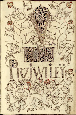 Prziwiley frontispiece