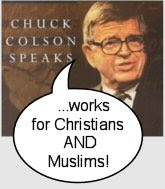 chuck colson muslim jailhouse scam