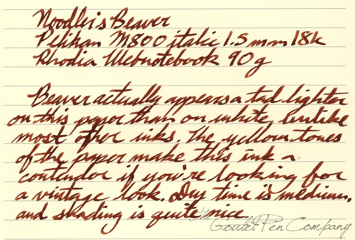 home goulet pens blog