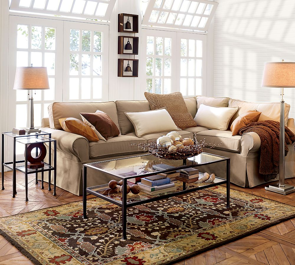 pottery barn brandon rug living room | princess of quite a lot: Don't tell my husband I'm in love ...