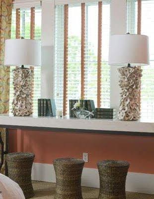Coquillage Lamp