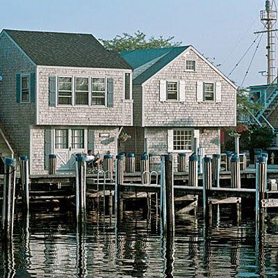Seaside Cottages Nantucket