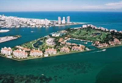 Oprah home Fisher Island