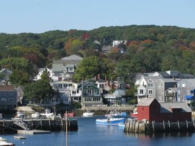 Rockport MA in The Proposal