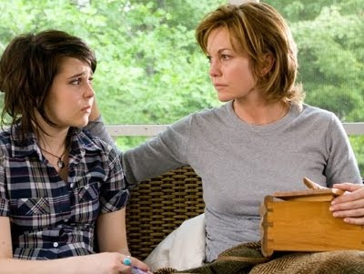 Driftwood Box in Movie | Diane Lane in Nights in Rodanthe