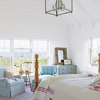 New England cottage style