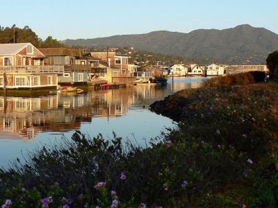 Houseboats of Sausalito CA