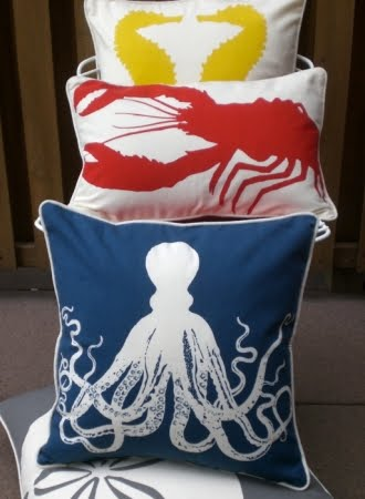 Thomas Paul Nautical Pillows
