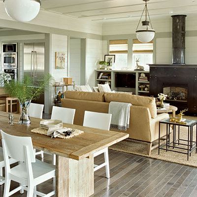 Coastal Living Idea House Living Room