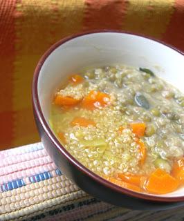 adzuchi quinoa