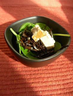 arame tofu