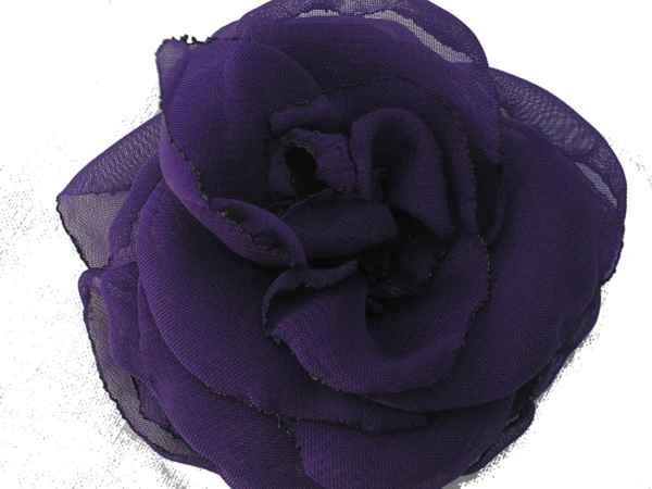 Rosa de gaza violeta