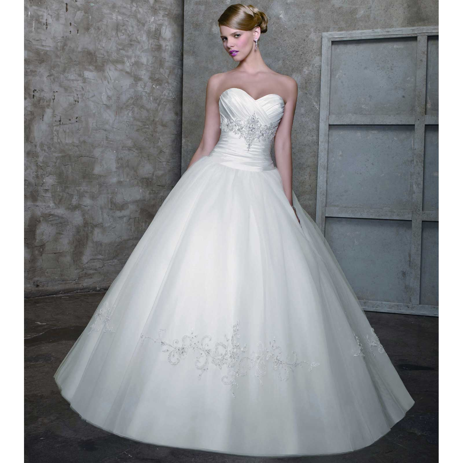 The Bridal House: Wedding Gowns 101: Bridal Ball Gowns
