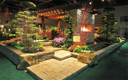 Attractive Ever Wonder How The Showcase Gardens At The Yard, Garden U0026 Patio Show (YGP)  Are Built In Only Four Days? Well Readers, Hereu0027s Your Exclusive  Opportunity To ...