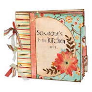 Recipe Card Album by BoBunny