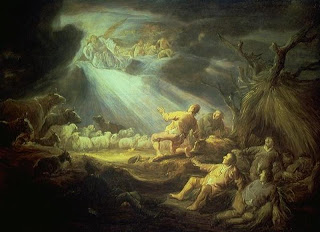Christmas Shepherds.The Shepherds More Thoughts On The Christmas Story