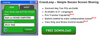 Download CrossLoop
